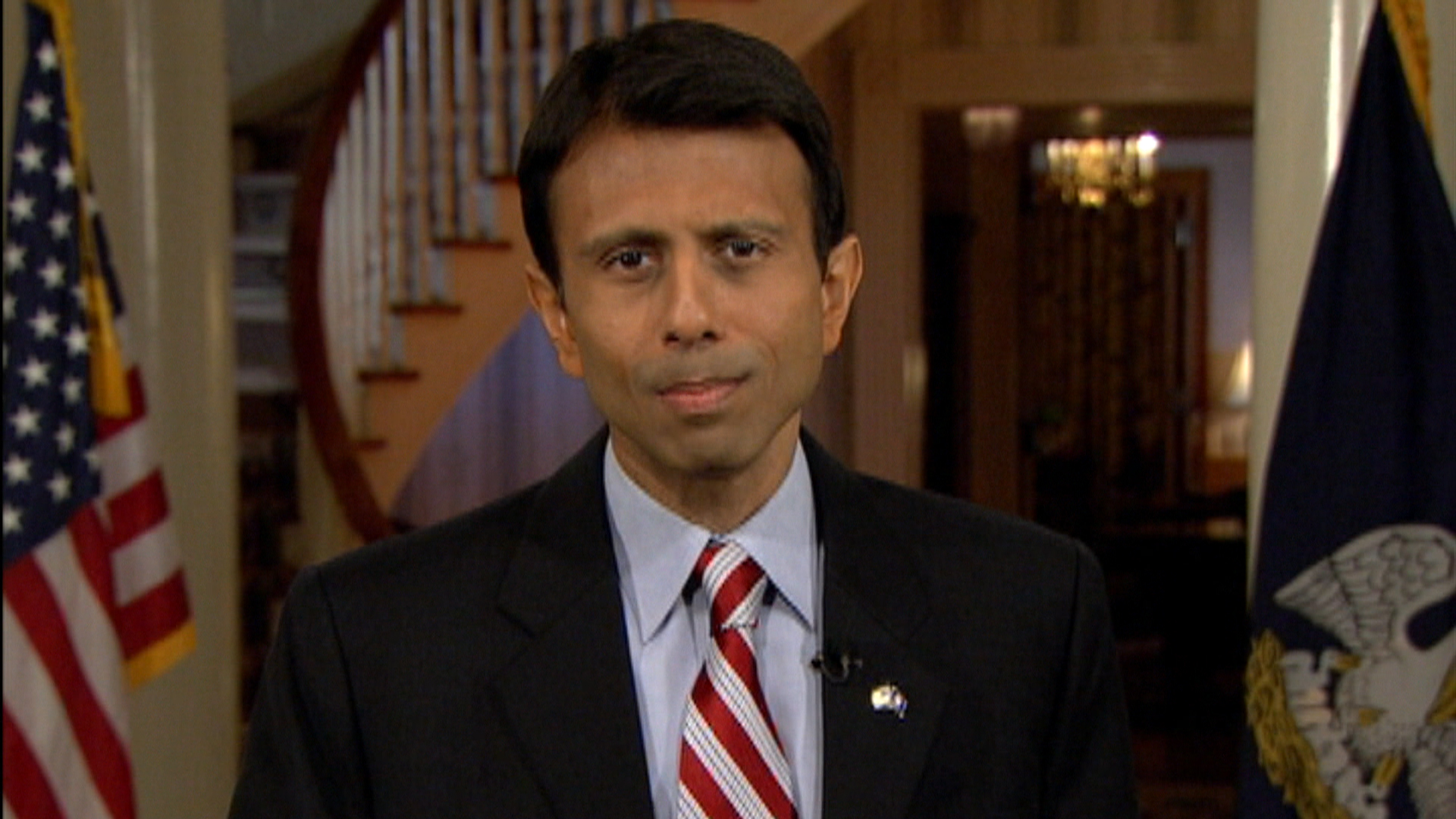 Bobby Jindal warns about 'silent war on...