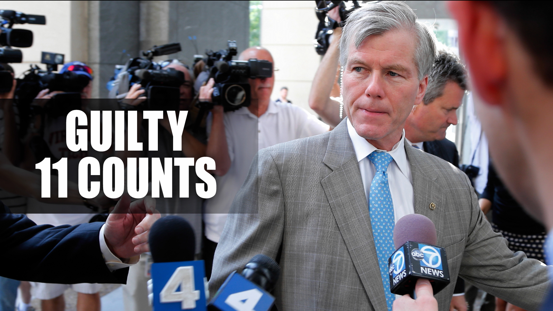 McDonnell found guilty of public corruption