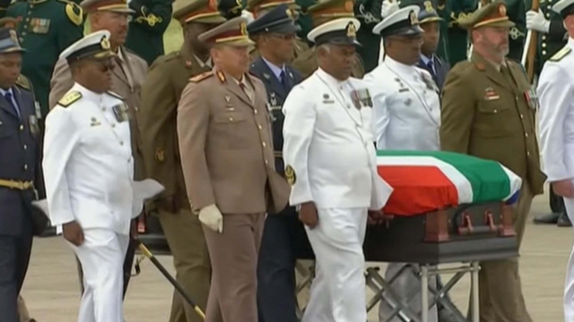 Desmond Tutu not attending Mandela's funeral?