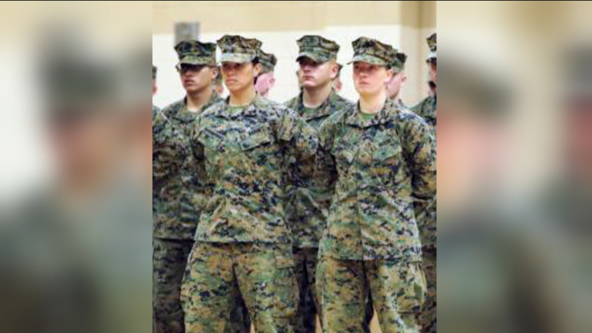 Female Marines Labeled Too Pretty To Serve