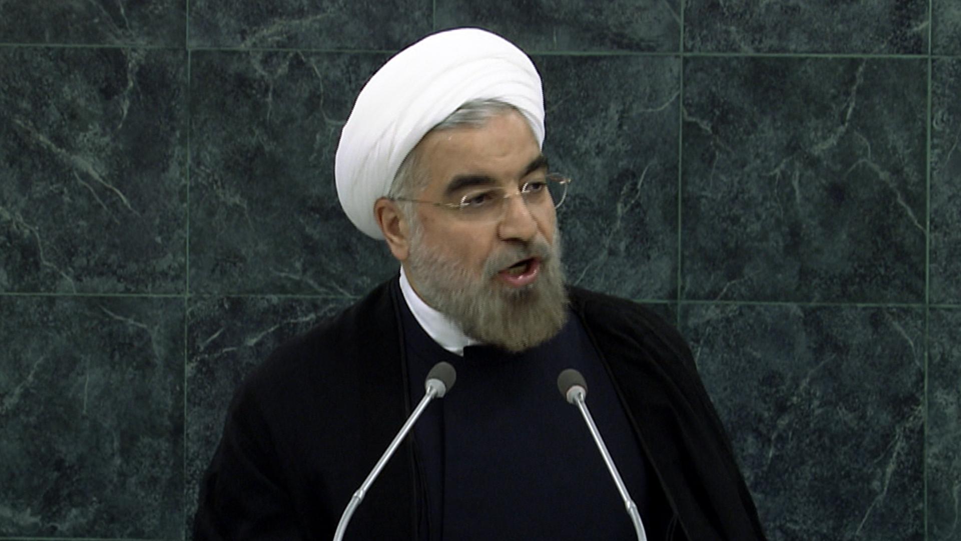Iran talks at risk?