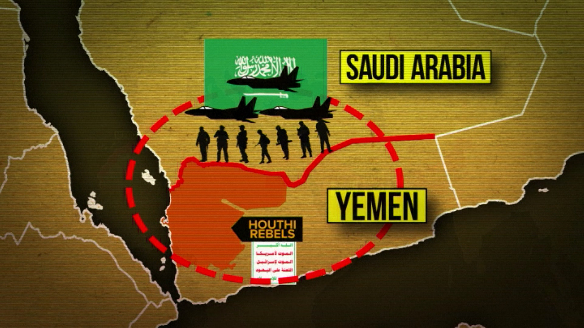 Trouble continues in Yemen