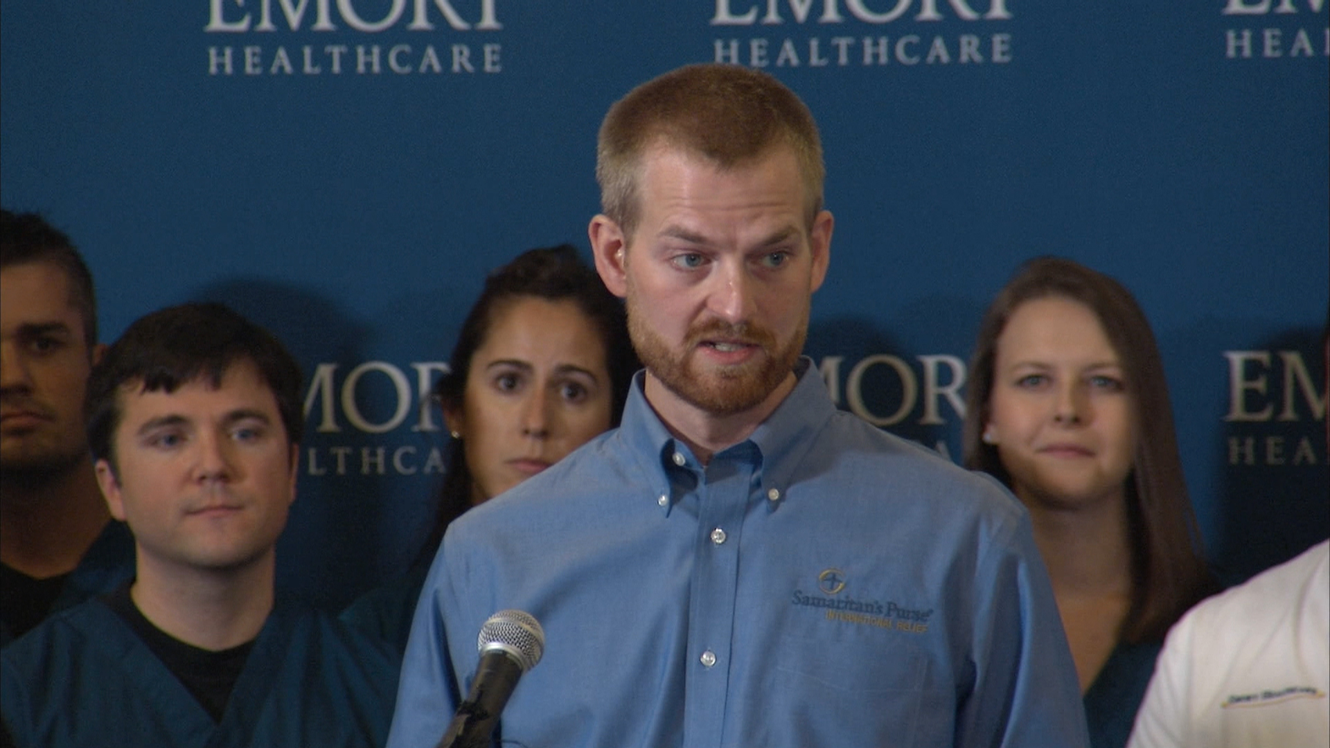 ebola doctor kent brantly continue to pray for west