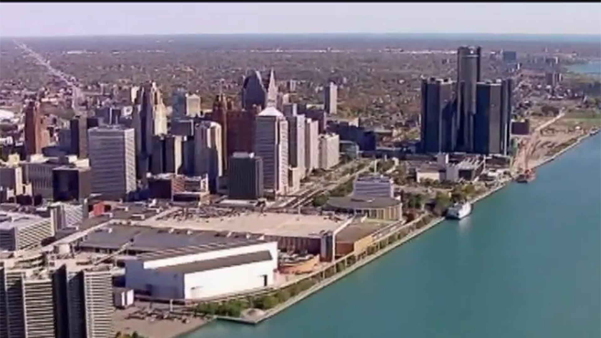 Chinese Investors Snap Up Property in Bankrupt Detroit