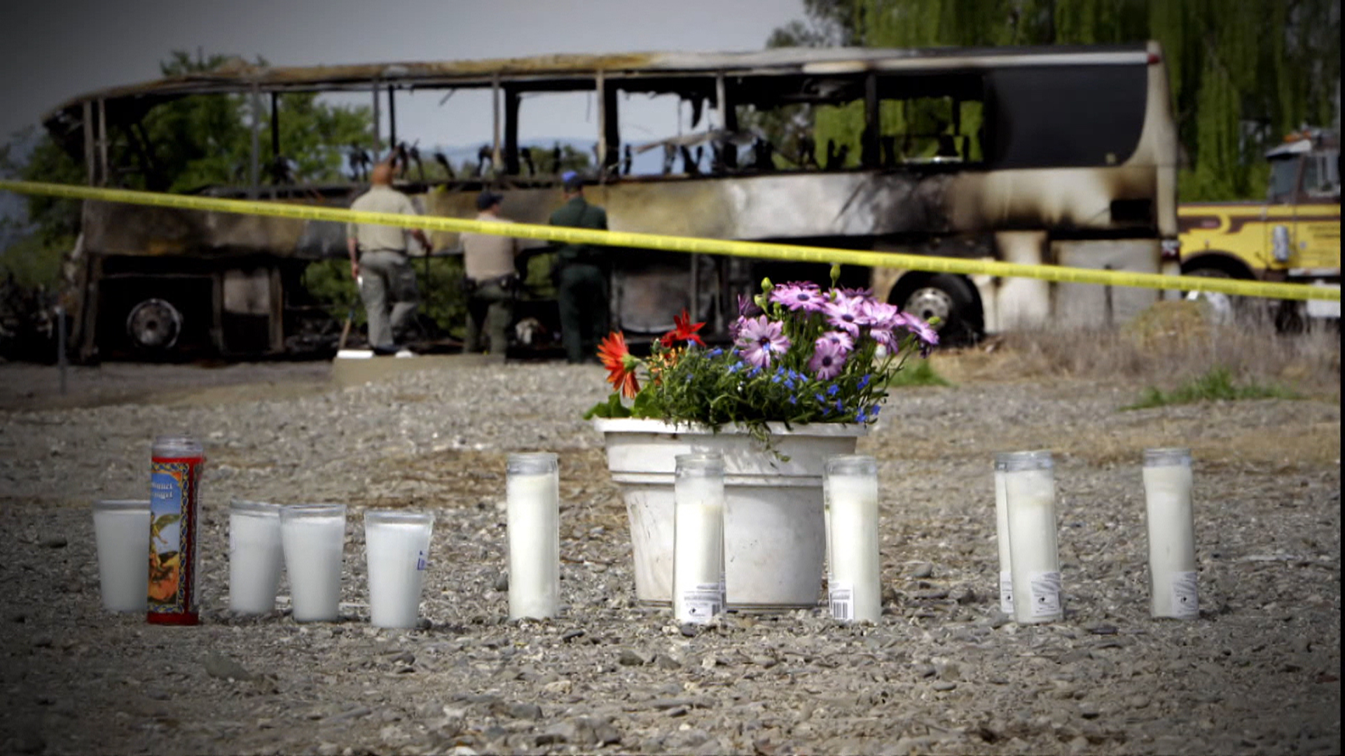'In a Better Place': Seven Bus Crash Victims Identified