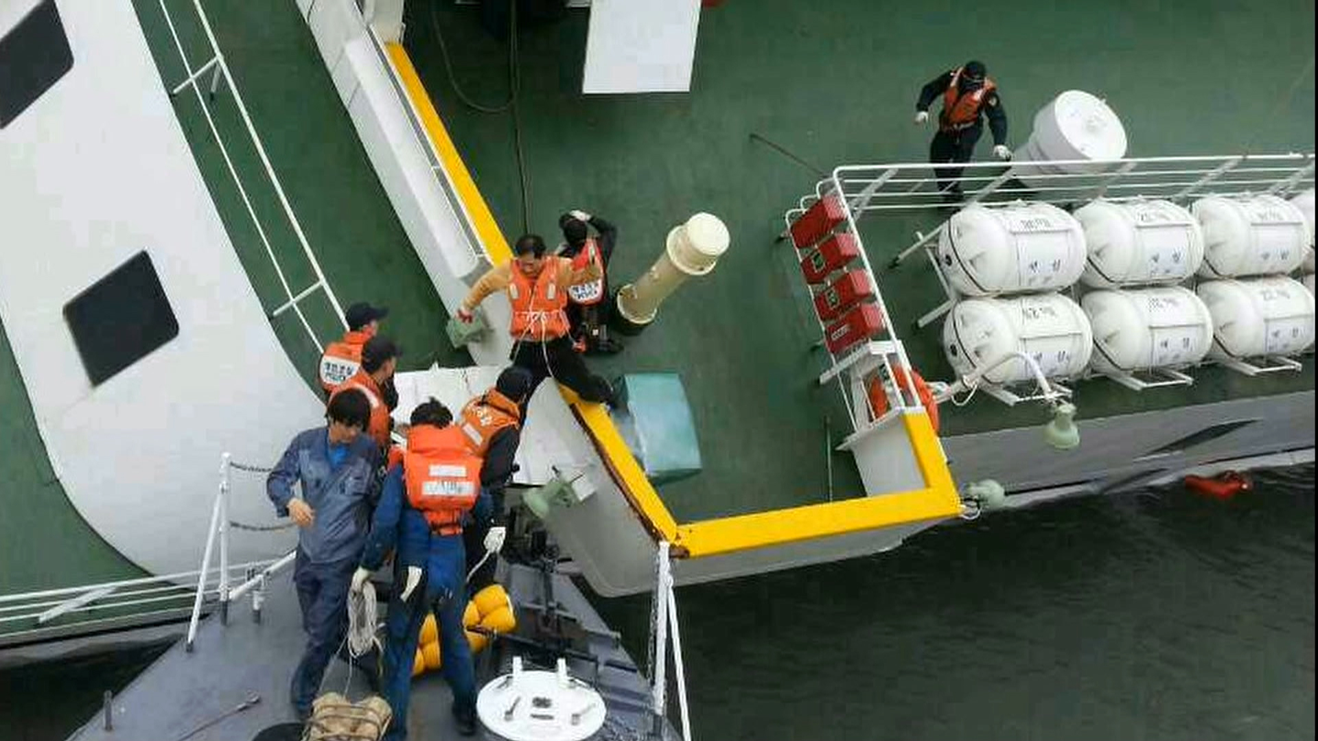 'I Am Sorry': Ferry Captain Explains Delay in Evacuation