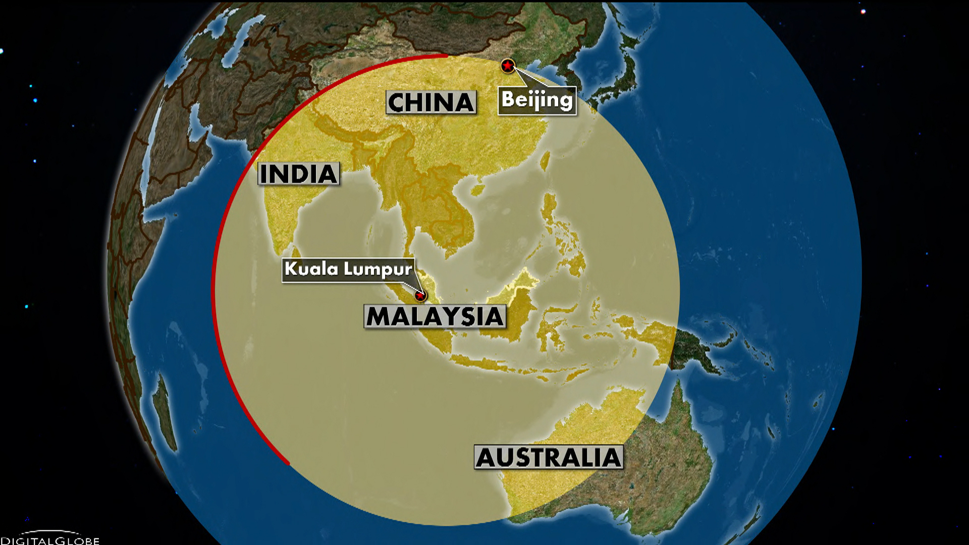 Malaysia Jet Mystery Deepens