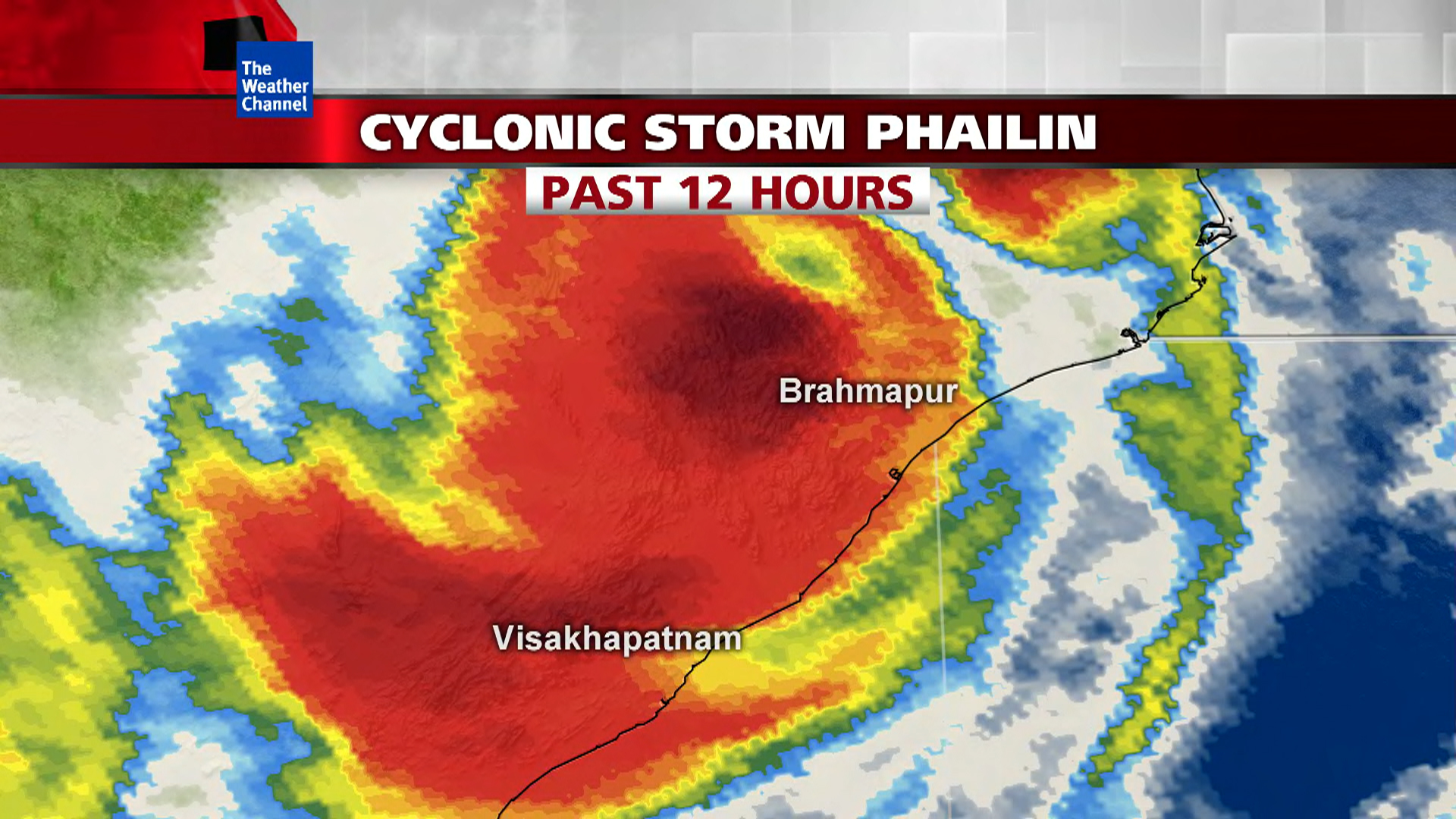 What you can expect from super Cyclone Phailin