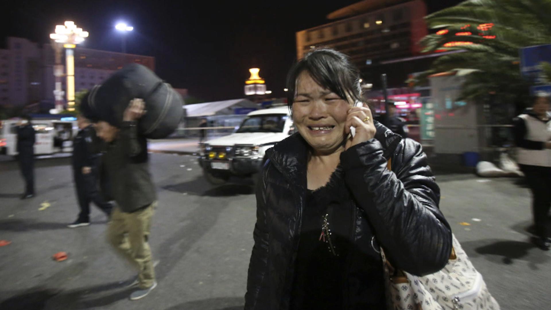 33 Dead, 130 Injured in China Knife-Wielding Spree