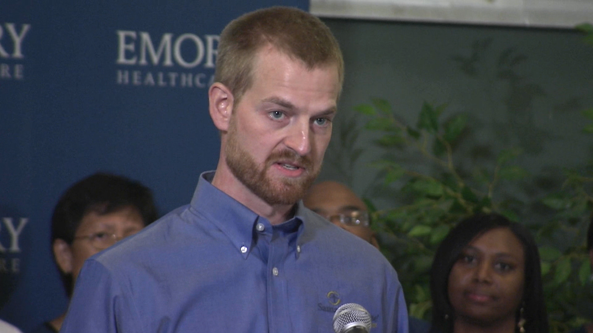 Ebola Test Comes Back Negative for Patient in California