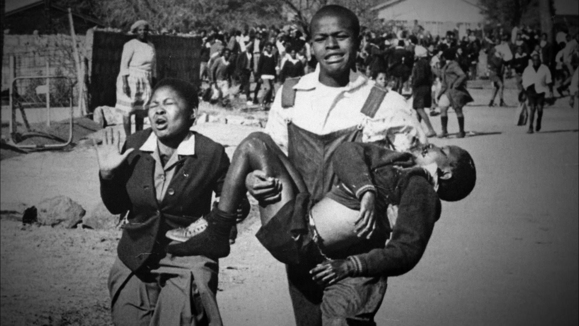 Image result for 1976 soweto protest turns violent