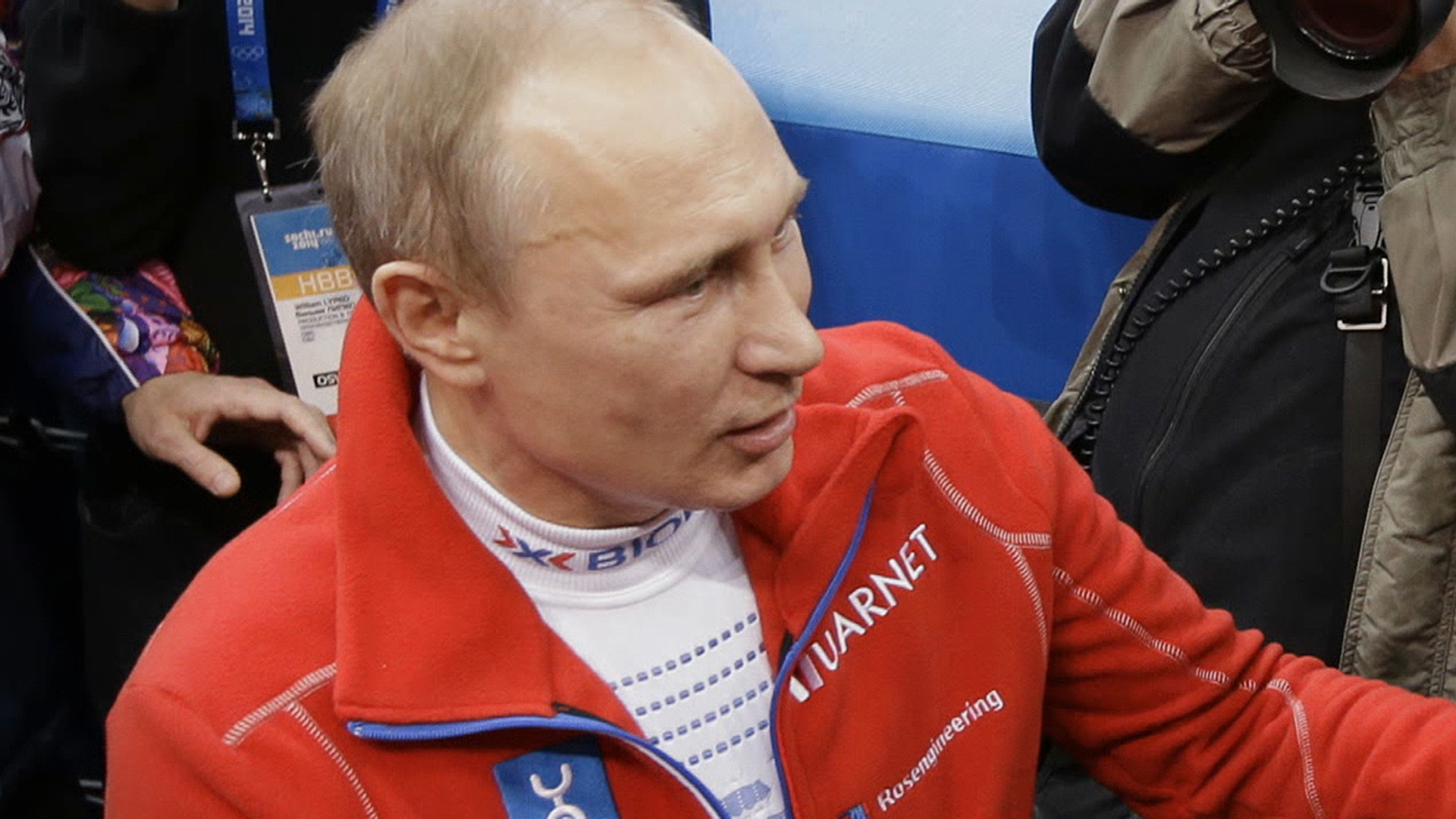 After Sochi, Russia's Putin to Spend Billions on 2018 World Cup