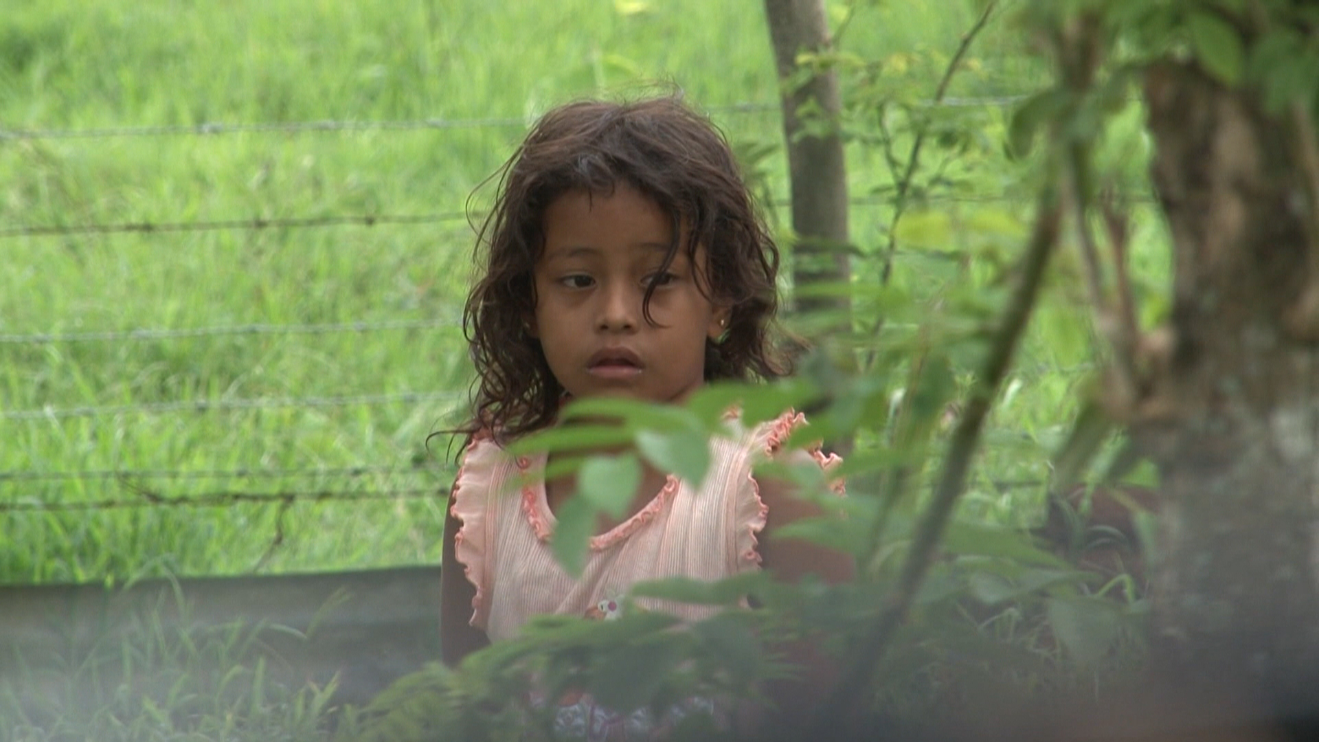 Desperate Journey: Crime and Poverty Drive Honduran Kids to U.S.