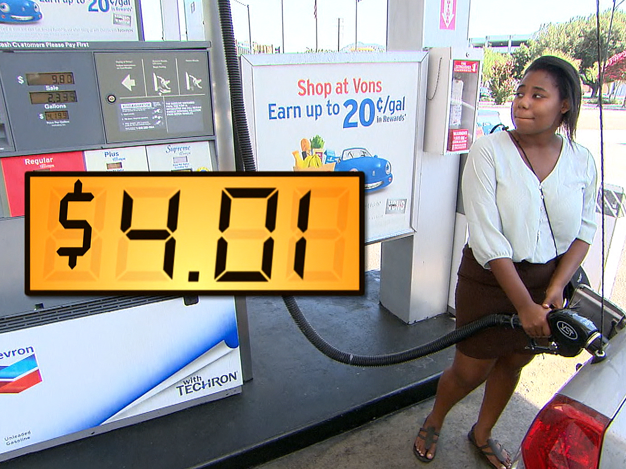 Drivers may see even more pain at the pump