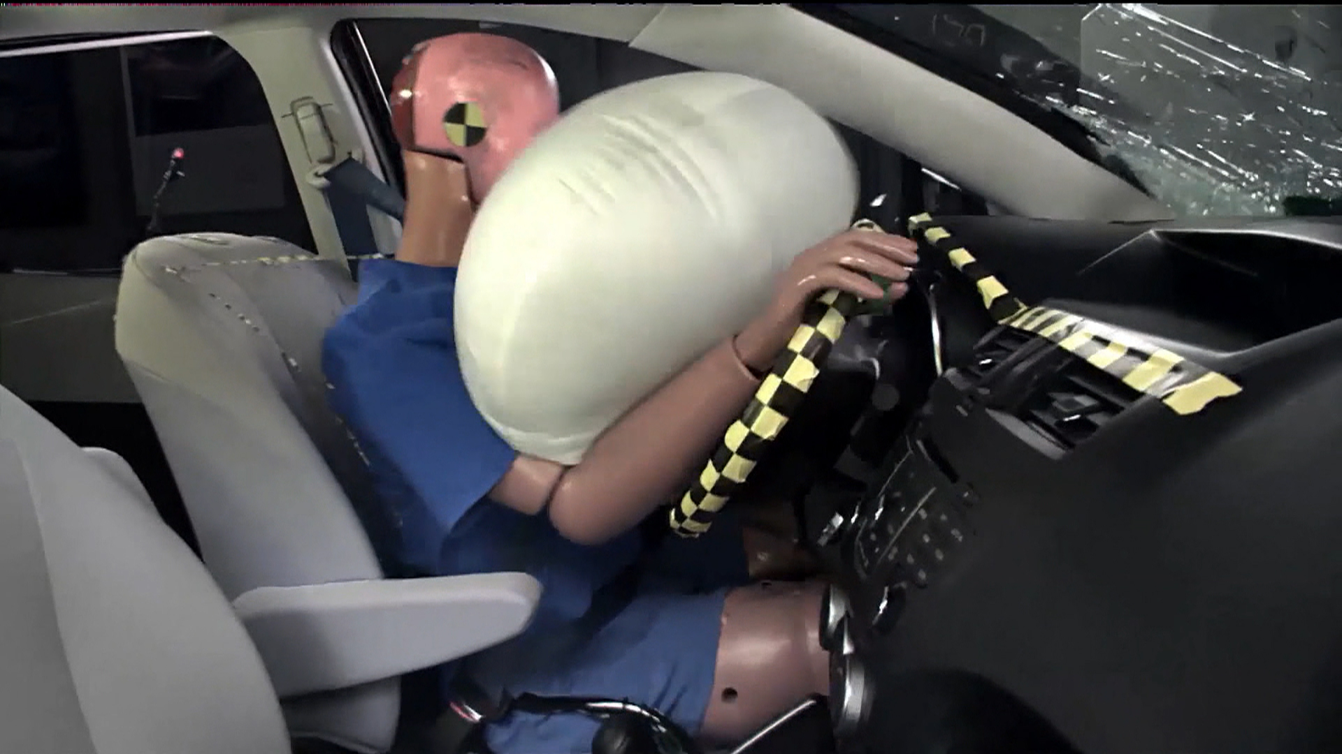 Potential Air Bag Defect Dangers