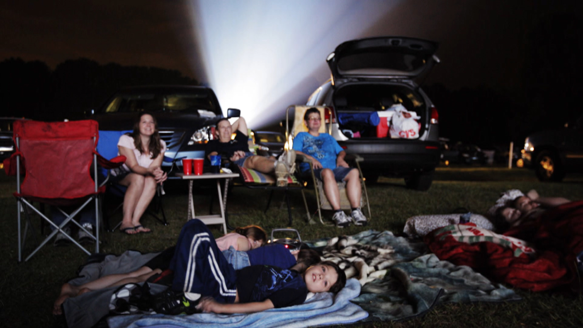 The American drive-in fights for survival