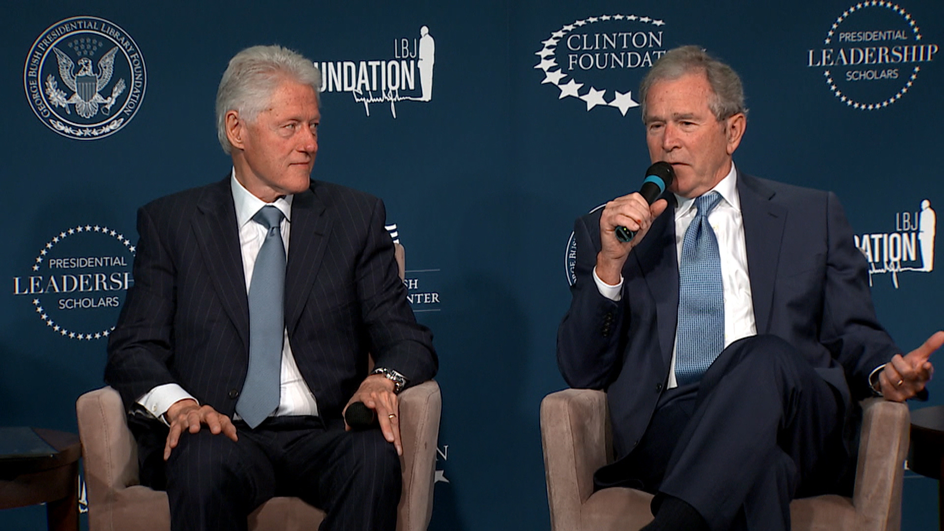 an analysis of the speech delivered by president bill clinton at the annual prayer breakfast