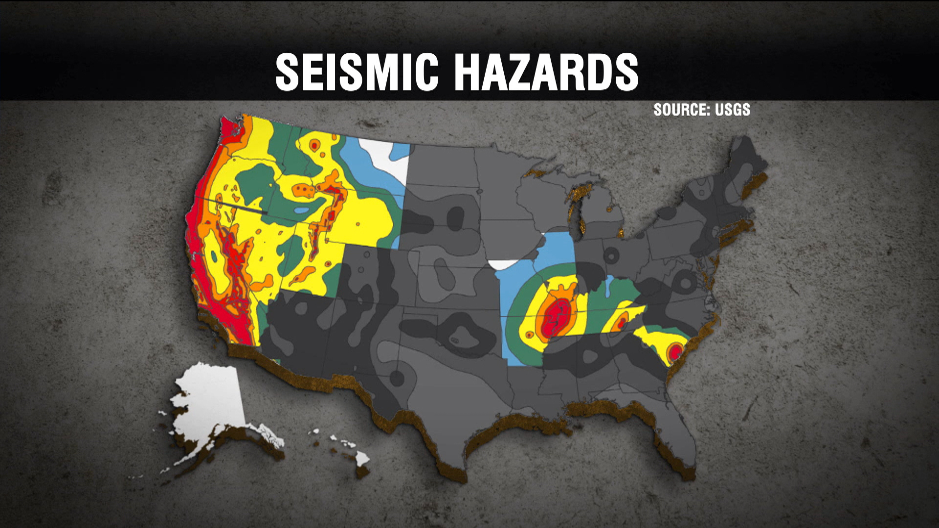 Earthquake Risks Higher Than Once Believed For