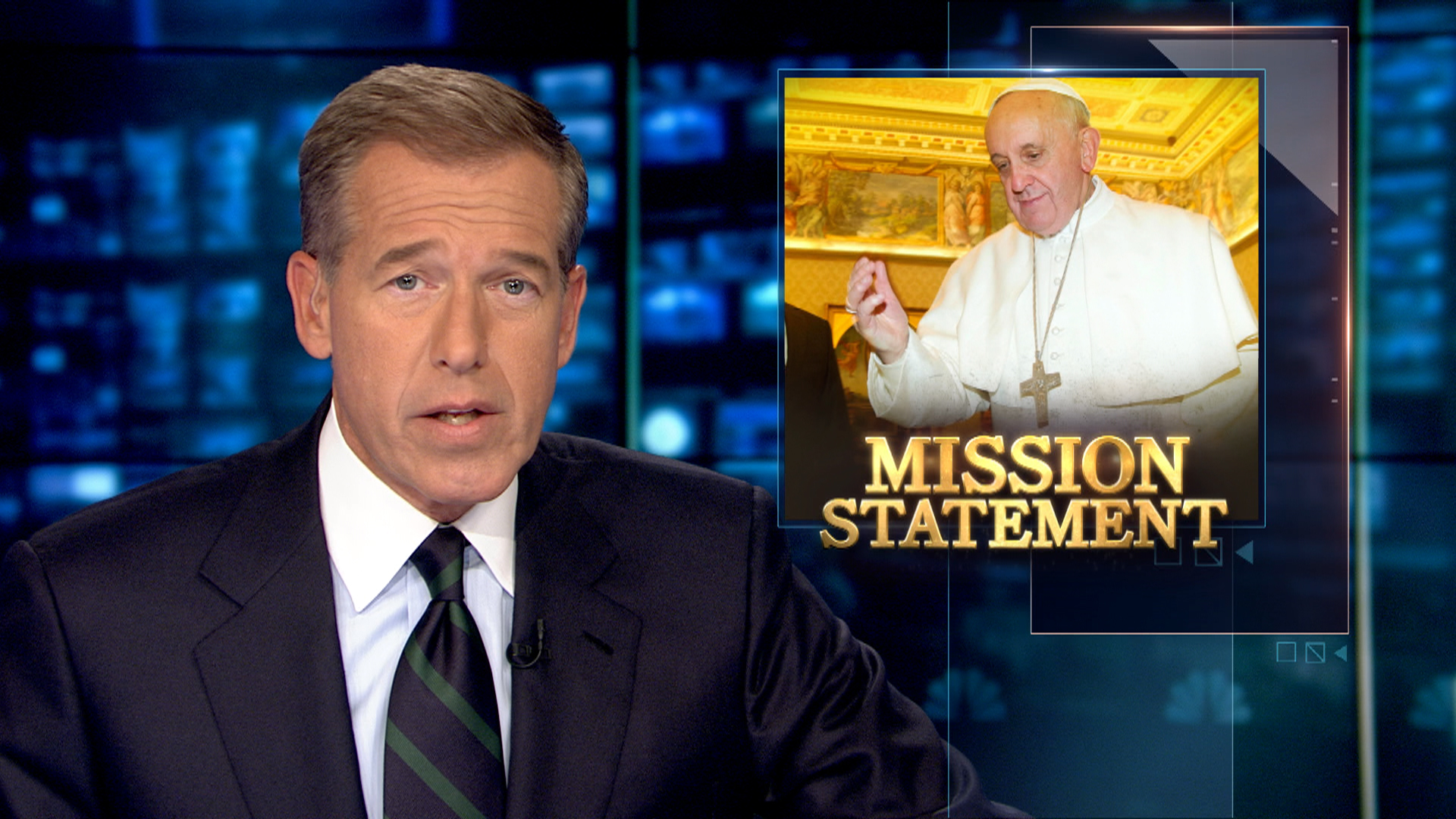 Pope issues mission statement for papacy - news.yahoo.com