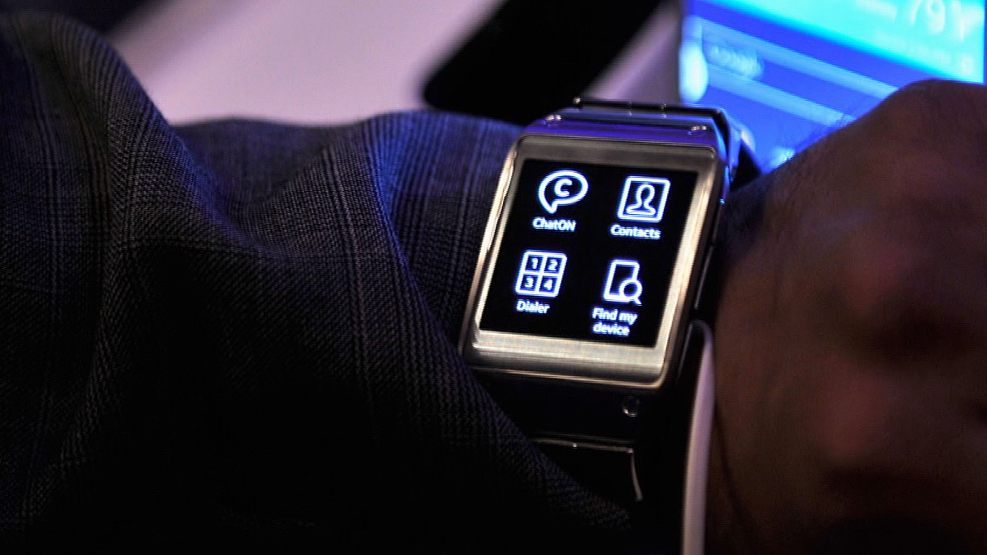 Samsung's Galaxy Gear marks official start to smartwatch war