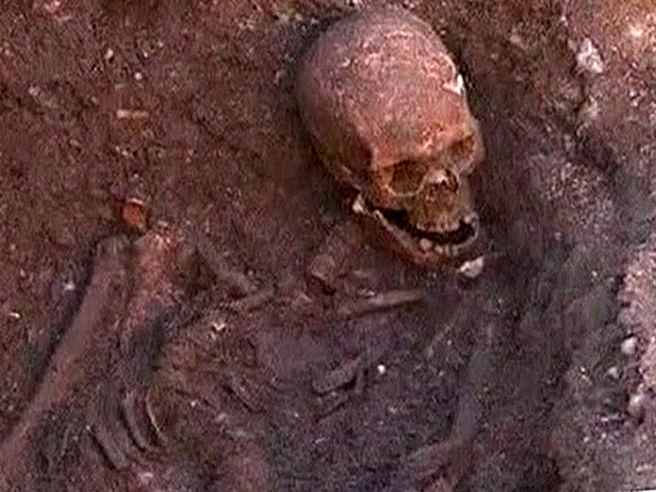 Verdict issued on skeleton found in parking lot: It's King Richard III