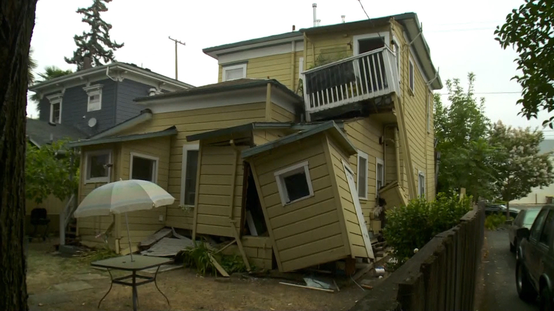 san francisco has strongest earthquake in 25 years