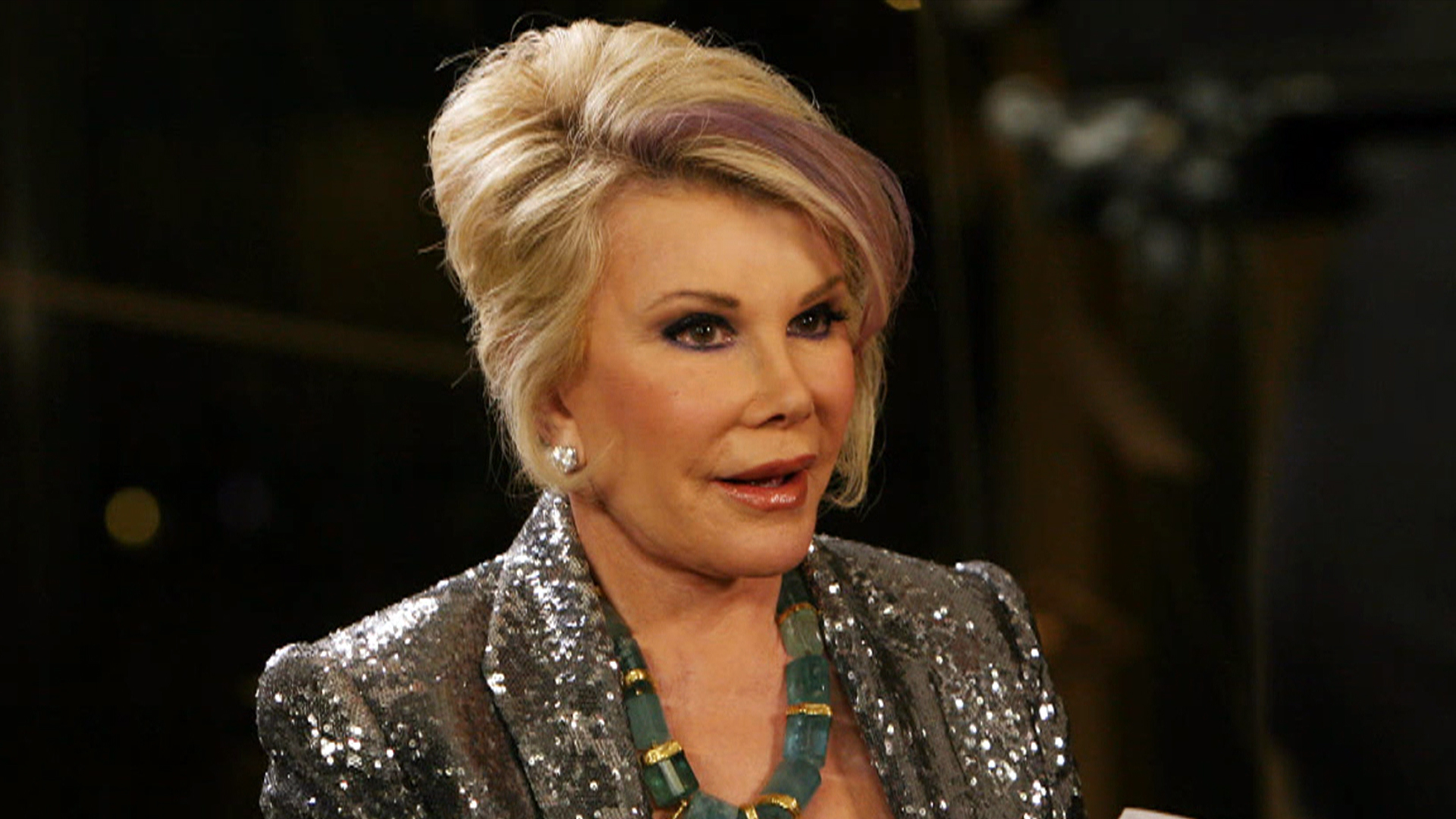 Joan Rivers Hair Styles The Hidden Agenda Of Joan Rivers Hairstyle  Joan Rivers Hairstyle .