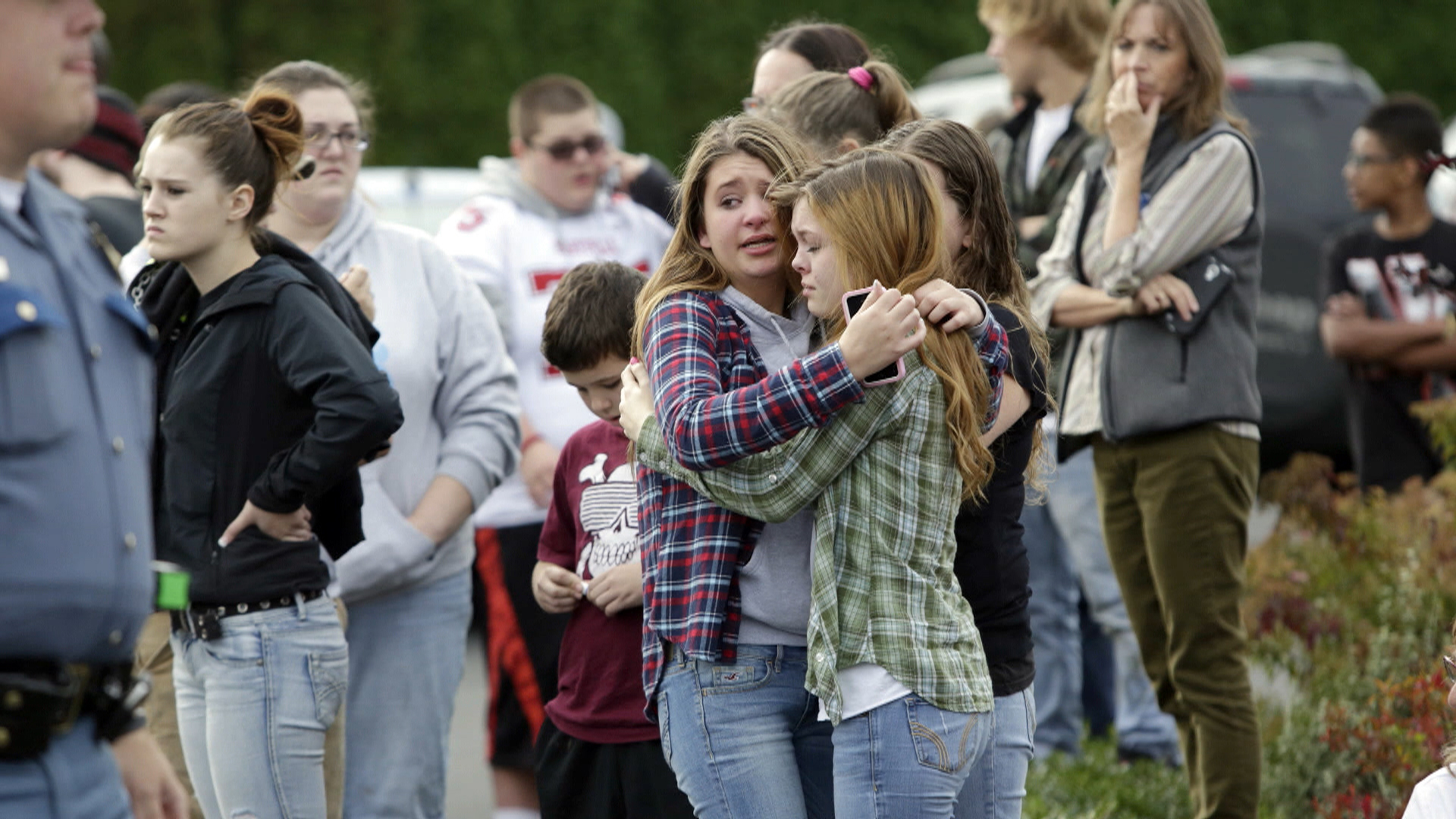 two dead in washington high school shooting