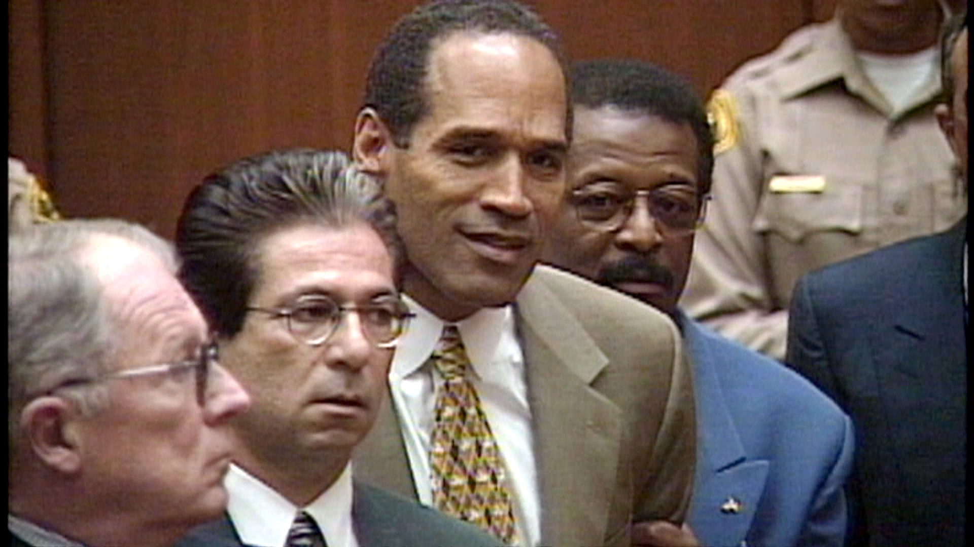 essay on the oj simpson trial Oj simpson: guilty this paper attempts to prove that oj simpson is guilty by giving evidence from both sides, and statements made by witnesses on june 12, 1994, two people were brutally killed.