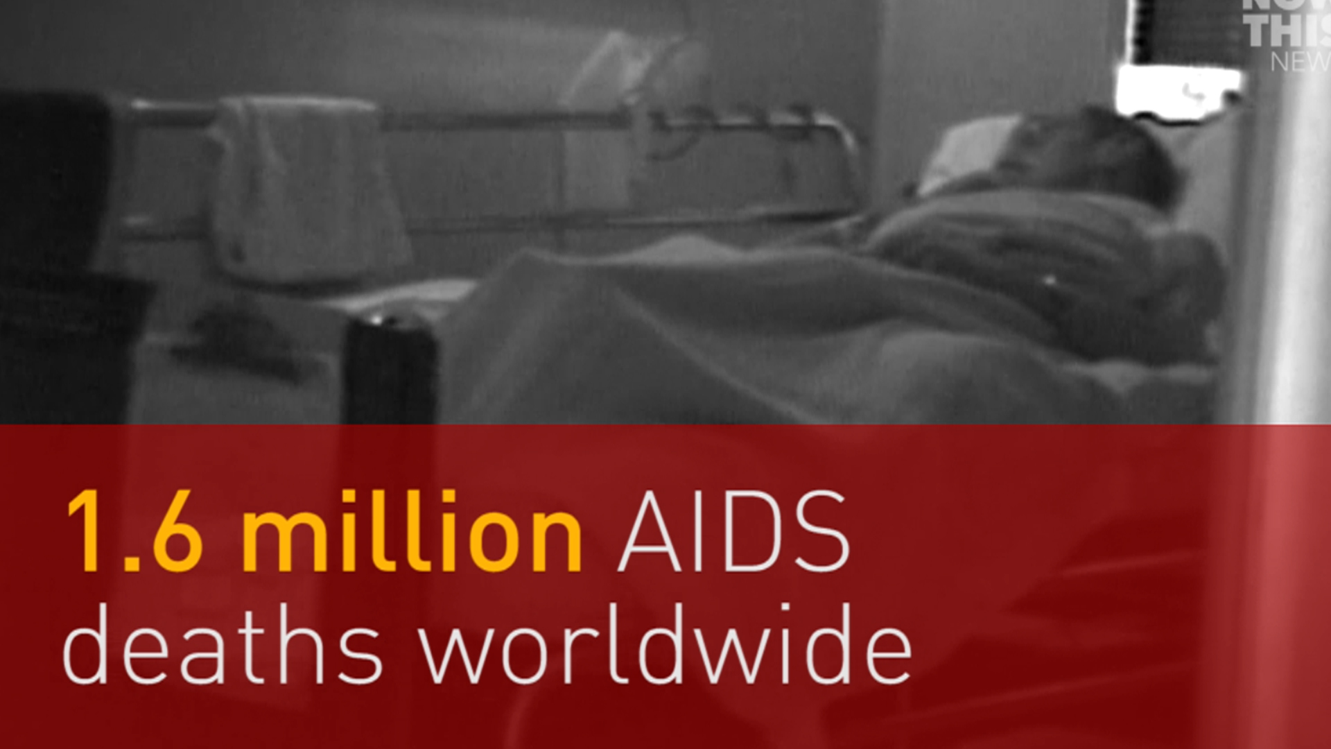 The HIV/AIDS crisis by the numbers