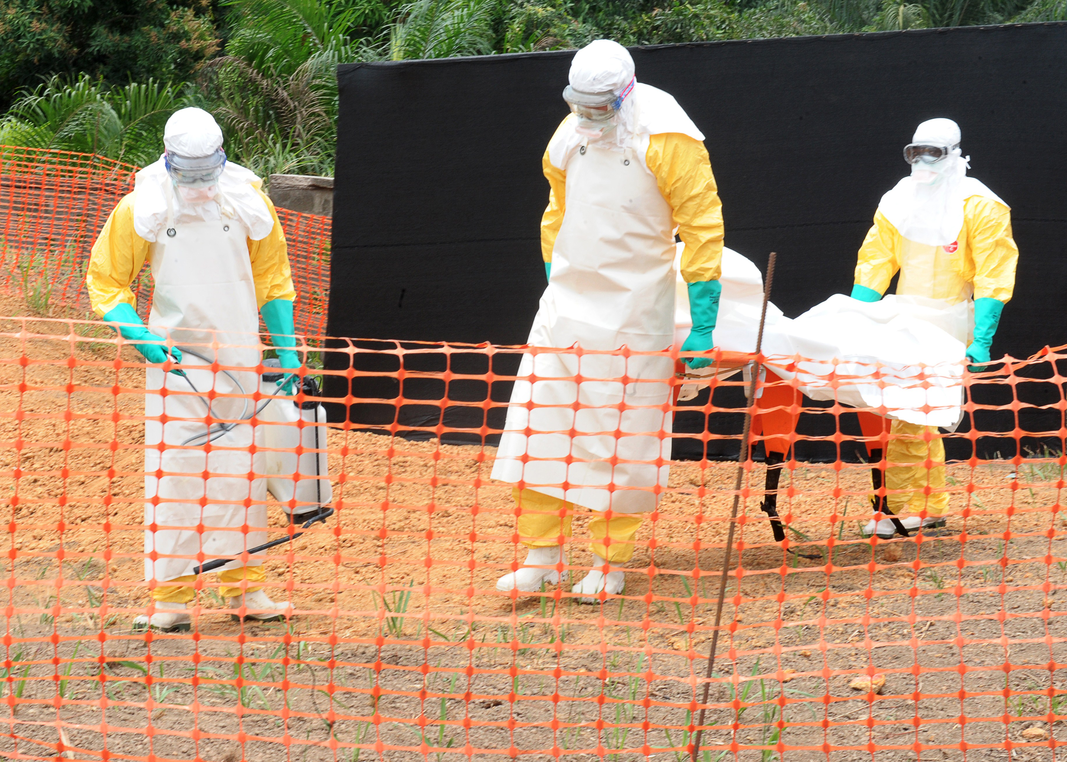 Sierra Leone Records 121 Ebola Deaths, 81 New Cases in Single Day