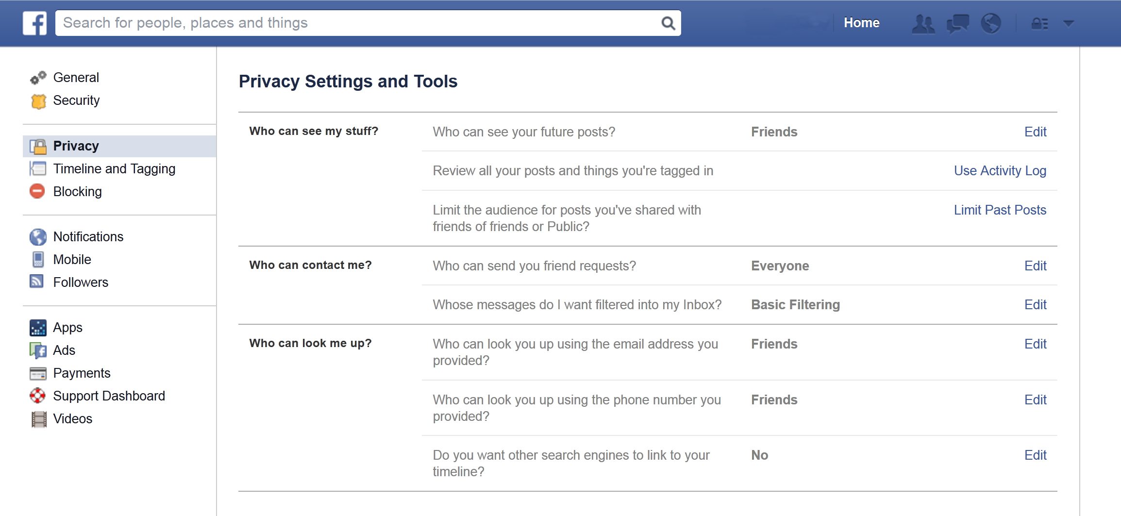 Facebook new privacy features photo tagging - dice insights