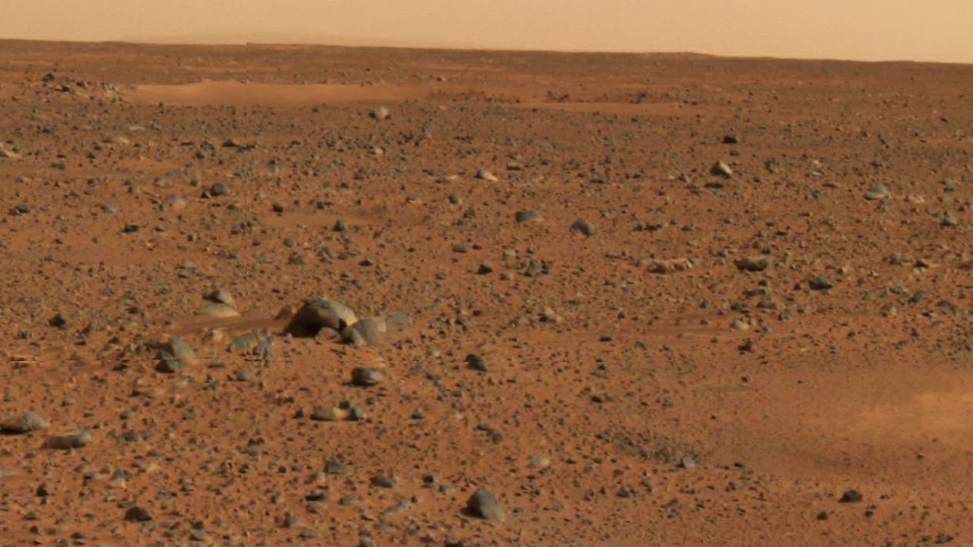 Golfing on Mars? Curiosity Rover Can Provide a Hole (and the Balls)