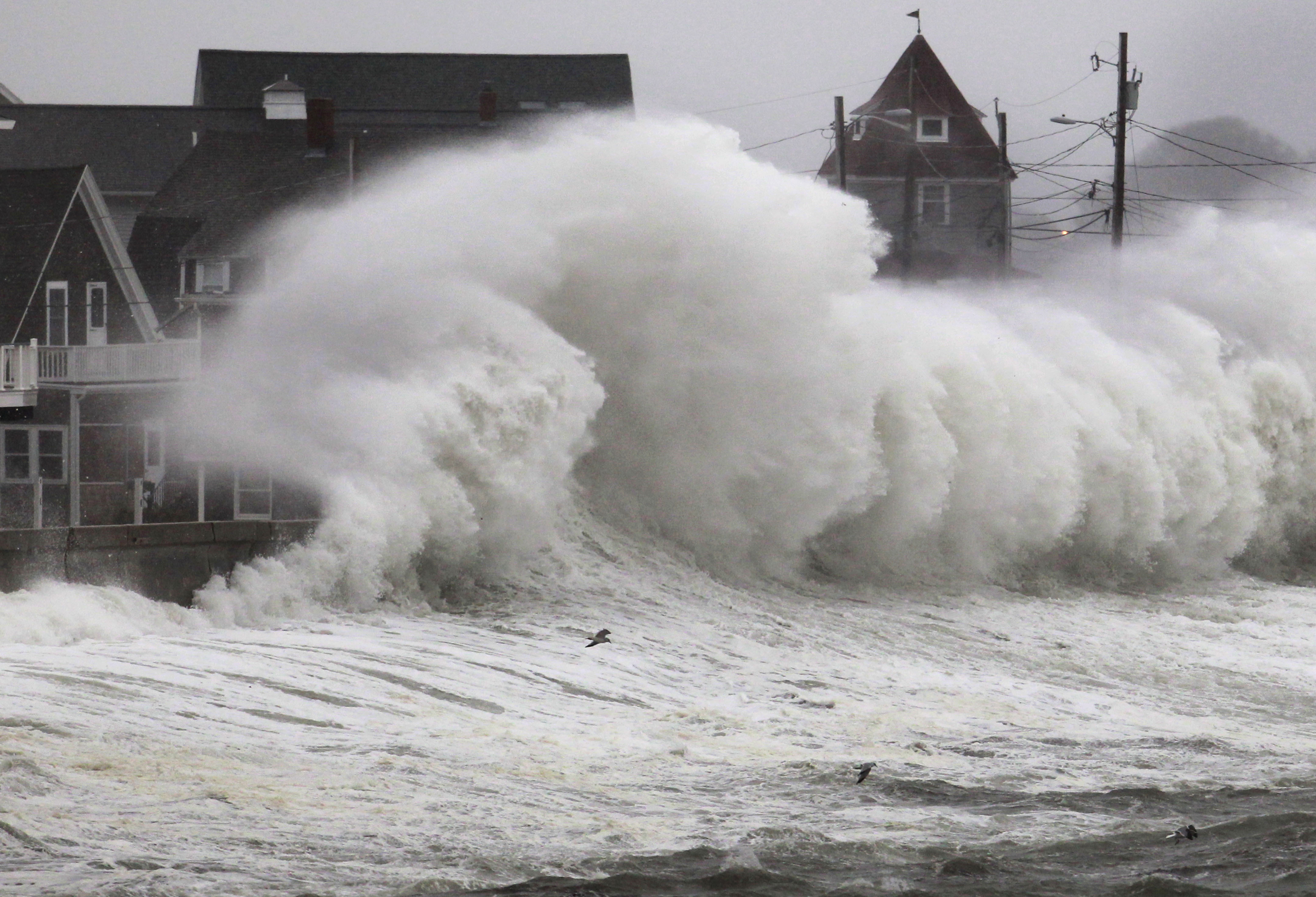 What Makes A Storm A Nor Easter Nbc News