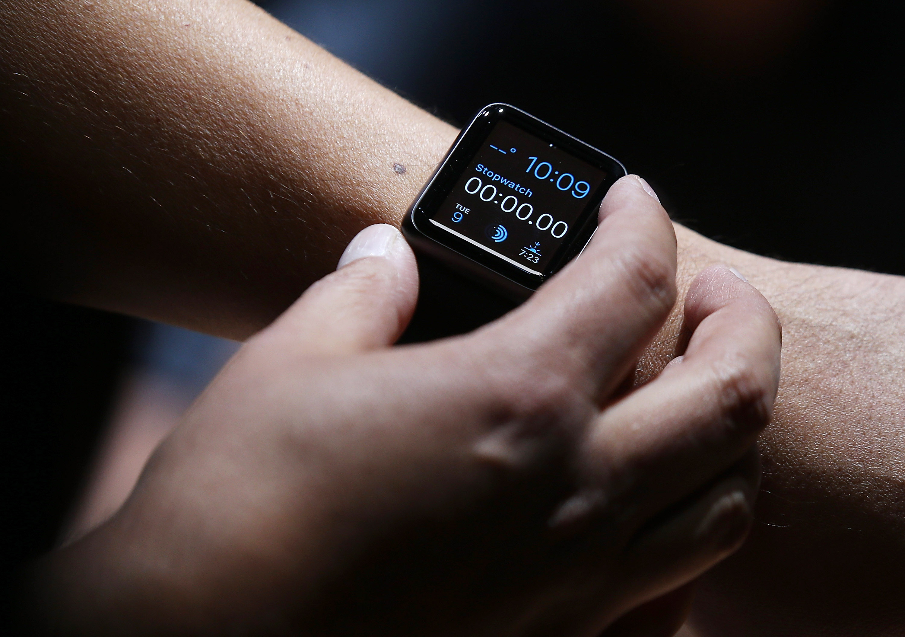 Apple May Show Off More Than Watch at Next Event