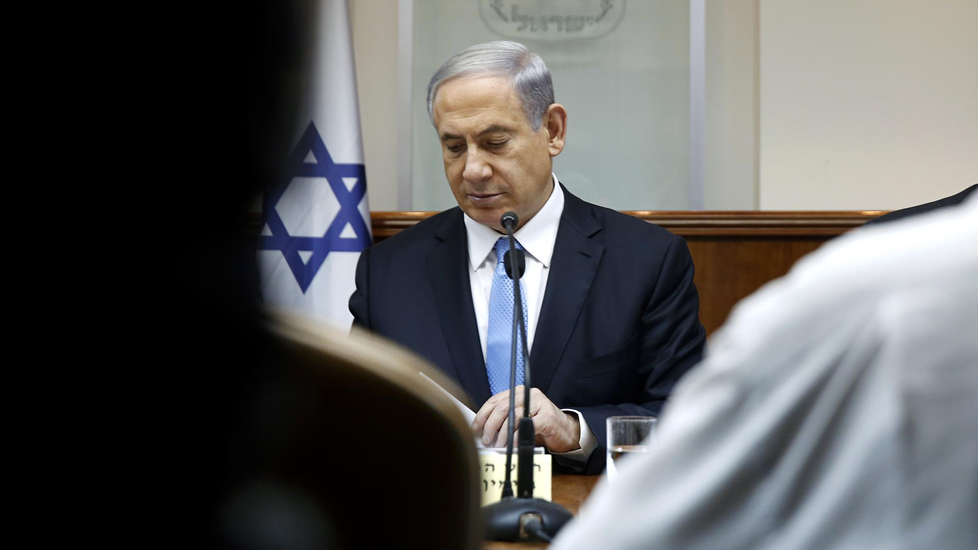 Netanyahu talks Iran nuke plan to Congress