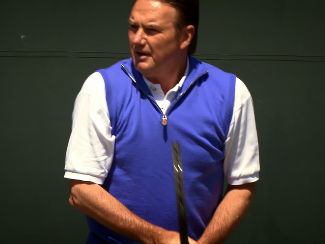 Tennis legend Jimmy Connors reveals all Video on NBCNews