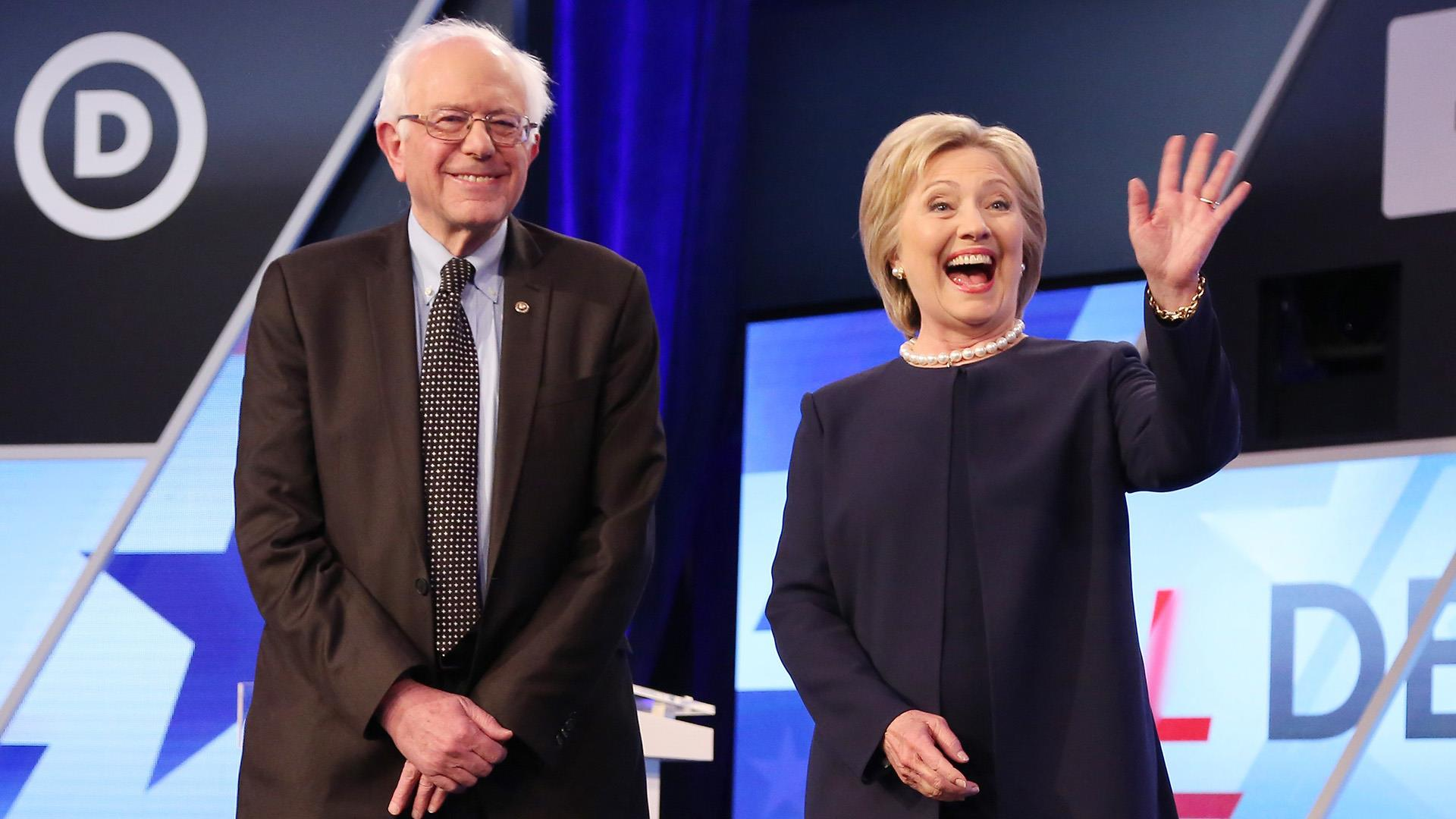 Debate 2016: Clinton and Sanders Make Big Promises on Immigration