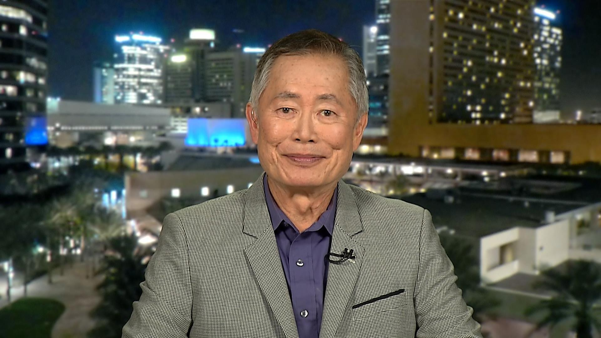 George Takei on Marriage and Donald Trump