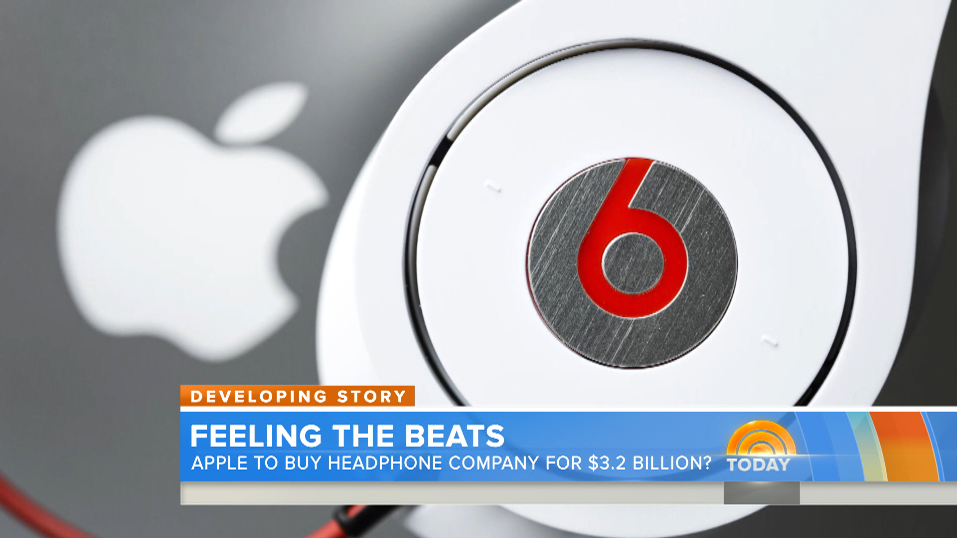 The $3 Billion Question: Why Did Apple Buy Beats?