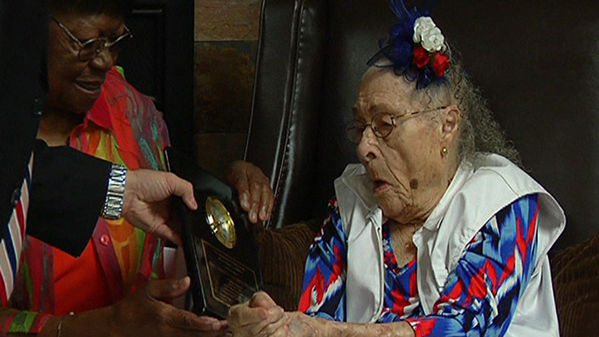 Oldest woman in United States turns 116