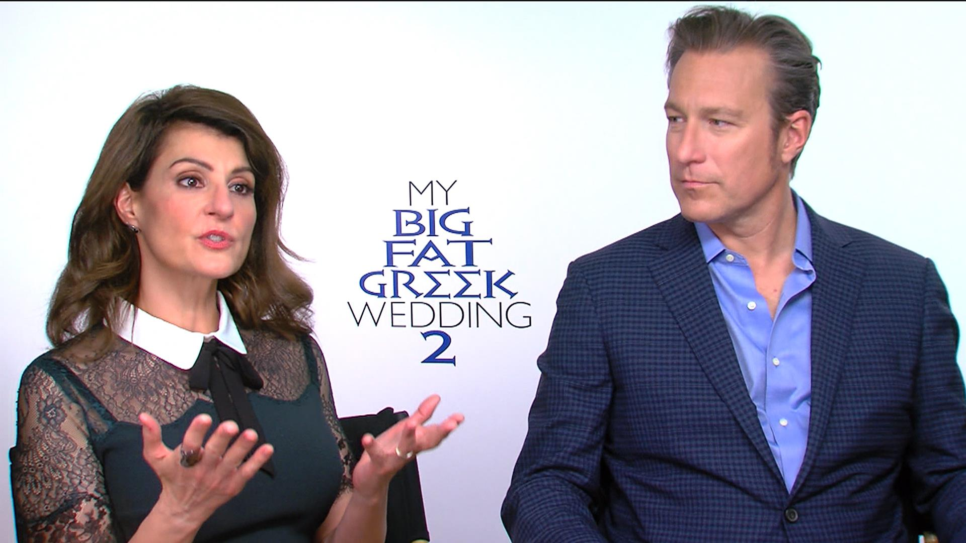 My Fat Greek Wedding 2 Cast Sits Down With Today Nbc News