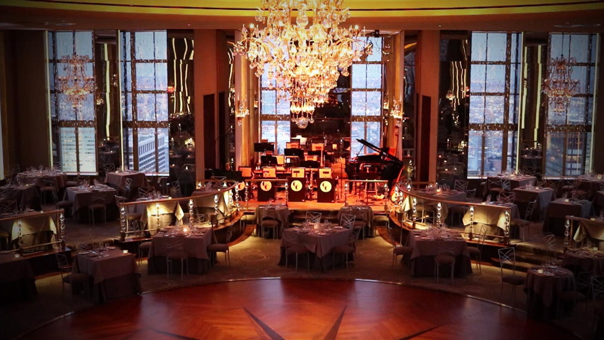 Inside the storied Rainbow Room site of the TODAY