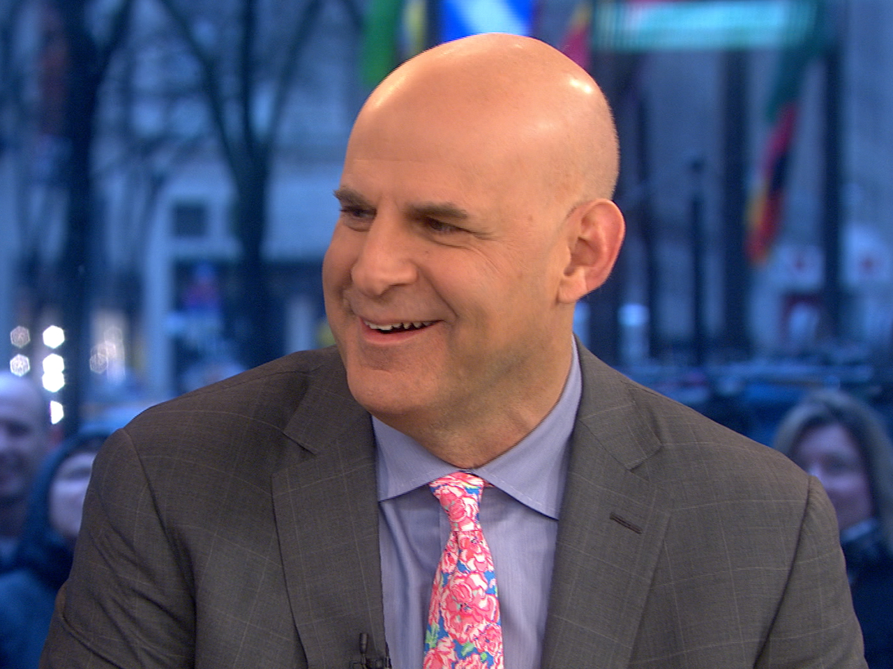 Harlan Coben's new book offers romance, thrills - TODAY.com