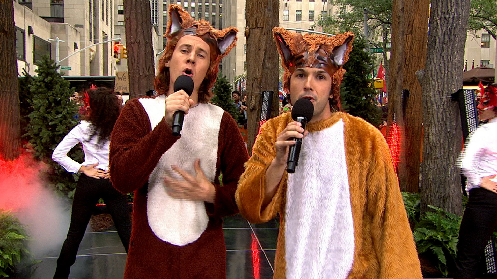 What Does The Fox Say Lyrics Meaning