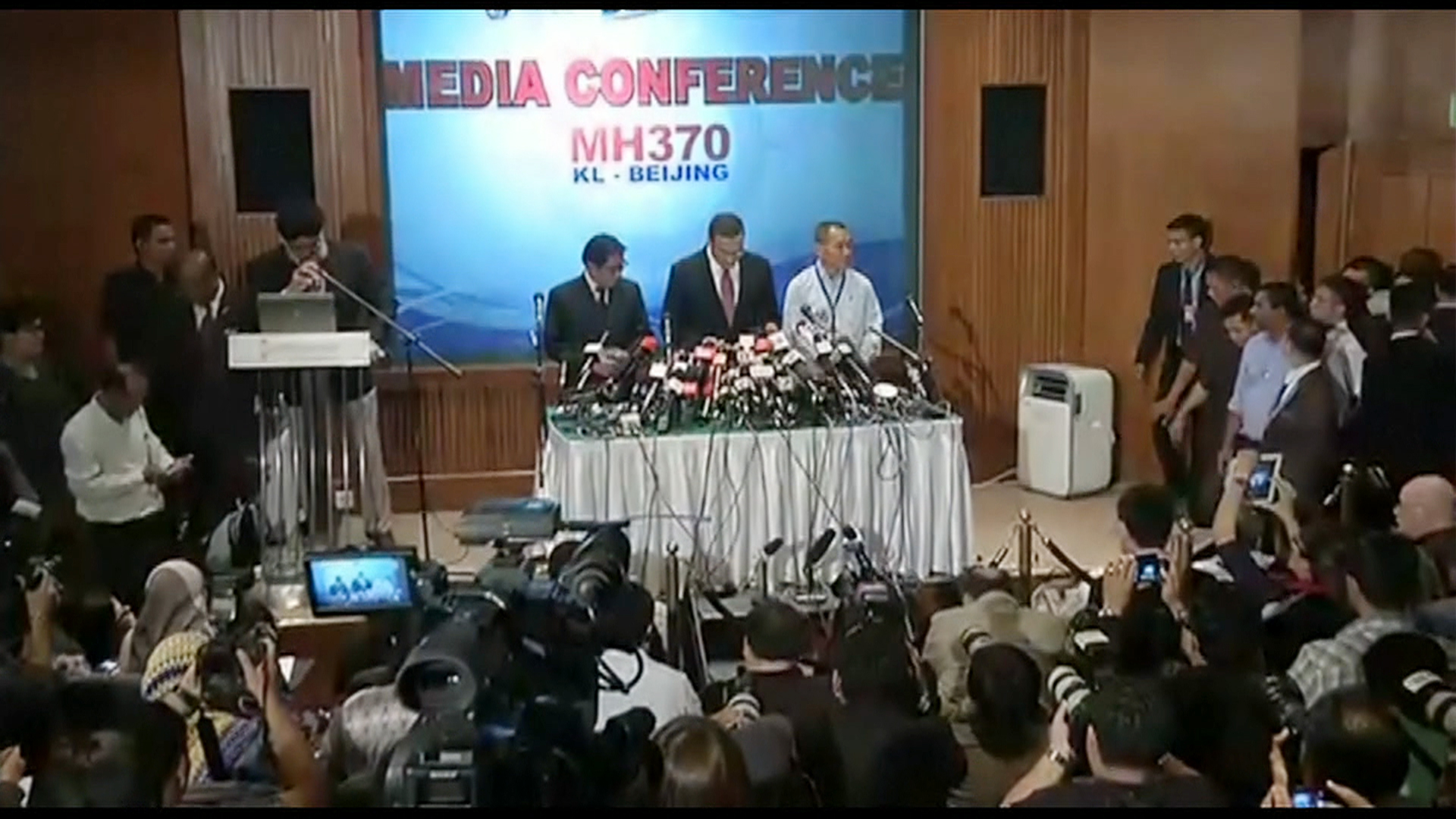 Missing Malaysia Plane: Lots of Leads and No Clue
