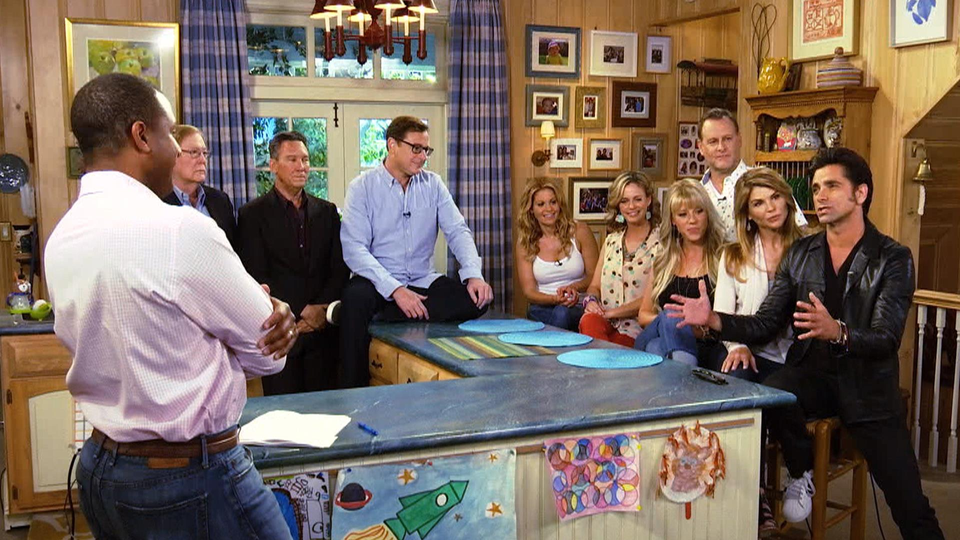 'Fuller House': A look behind the scenes - TODAY.com