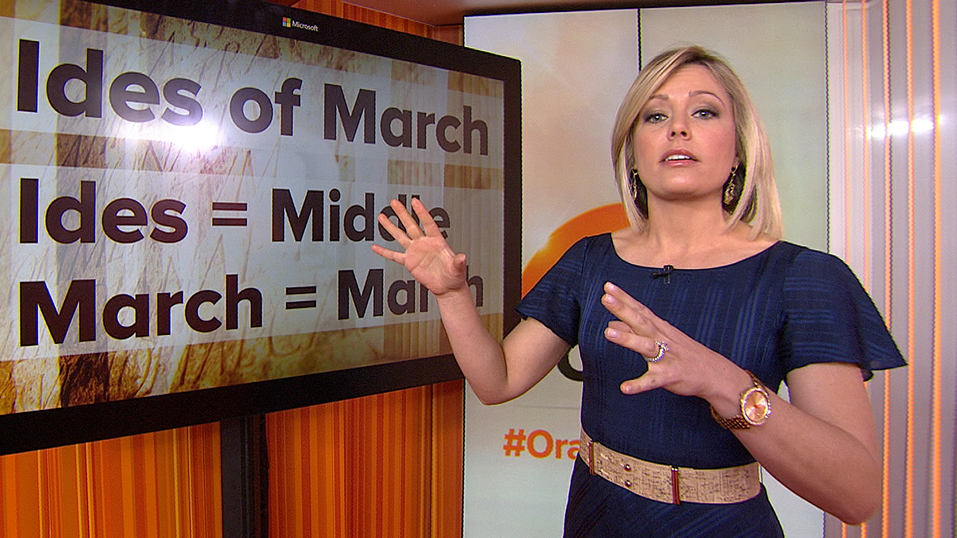 Ides Of March News: Ides Of March: Should We Really Beware?