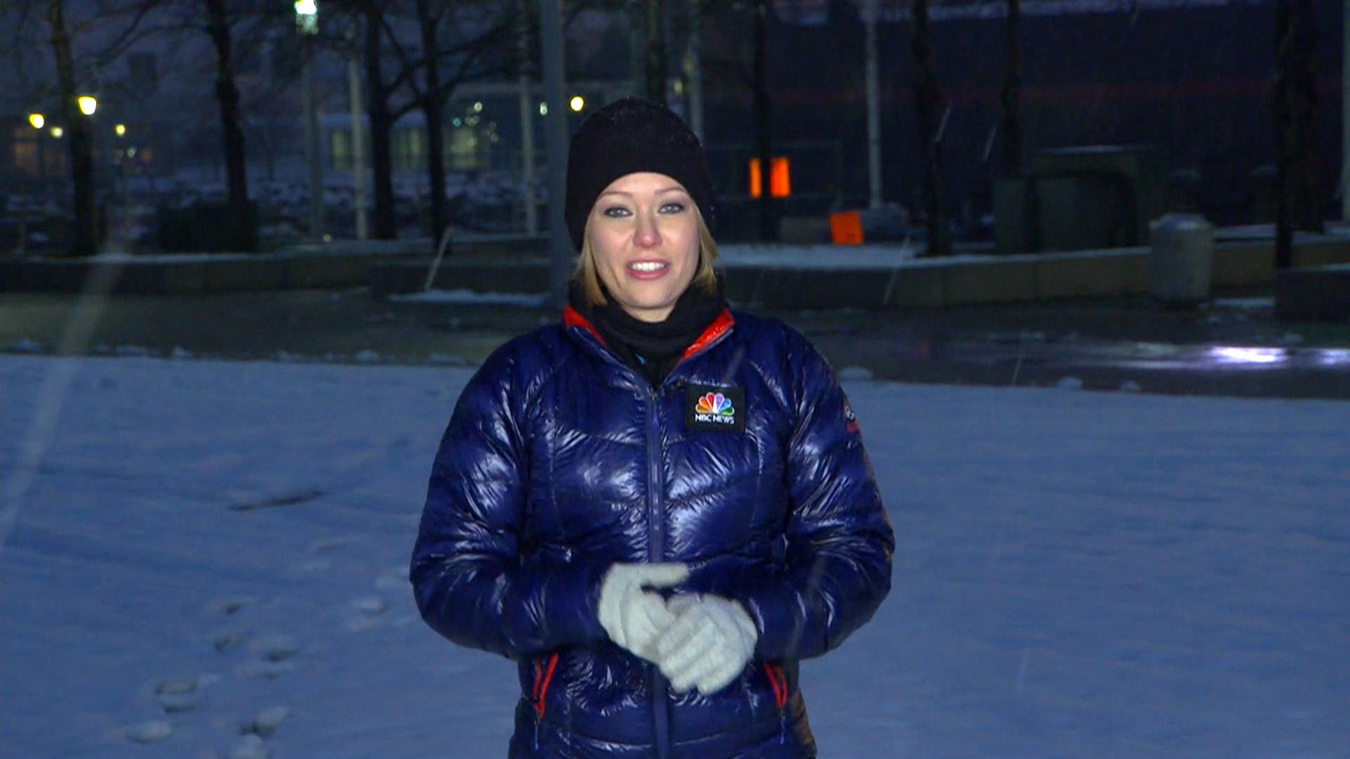 Arctic Blast Brings Freezing Temperatures and More Snow to U.S.