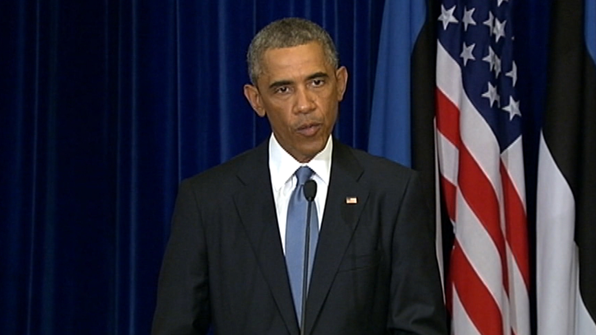 U.S. Will 'Degrade and Destroy' ISIS Militants, Obama Says